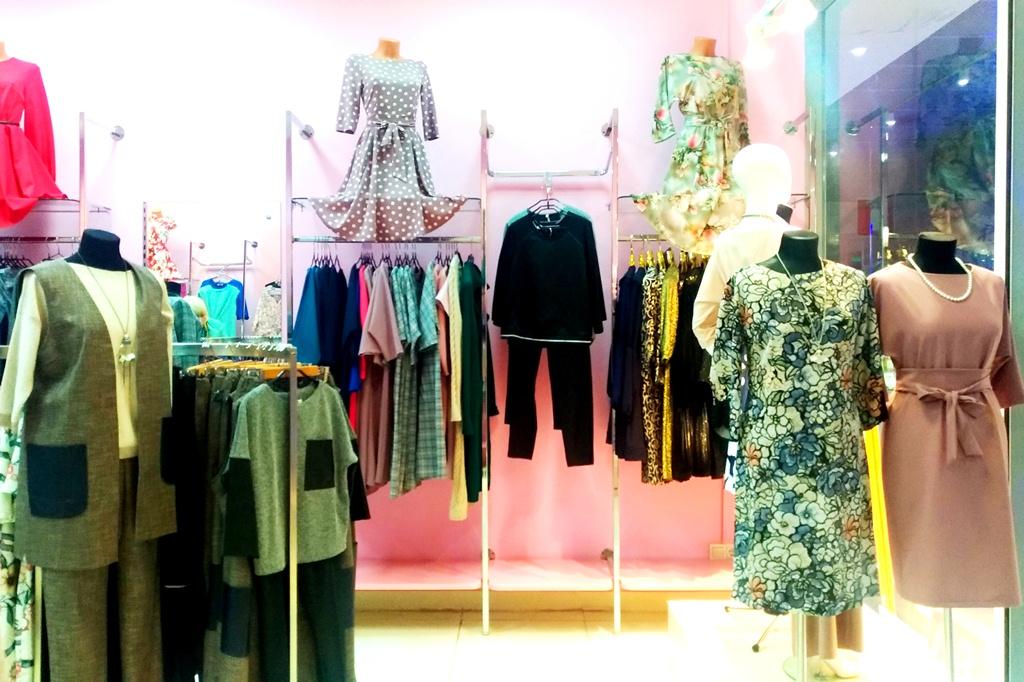Магазин одежды в ТЦ: аренда всего 17.500 руб