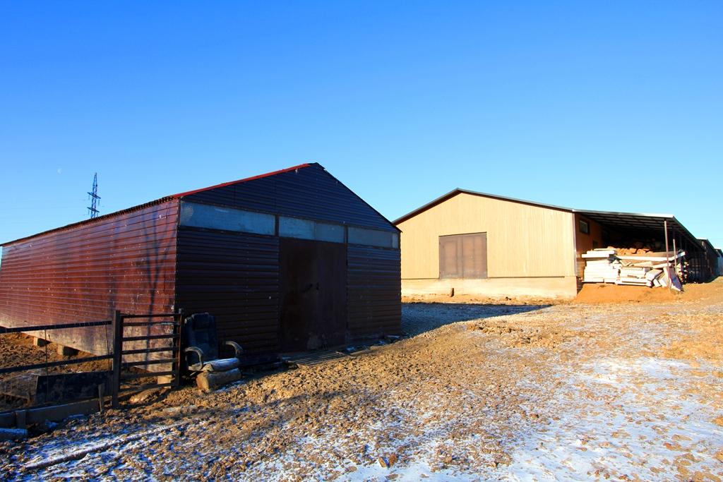 Готовый бизнес: ферма. Земля 35Га. Строения 2000м2