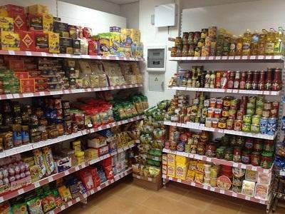 Продуктовый минимаркет на востоке Москвы