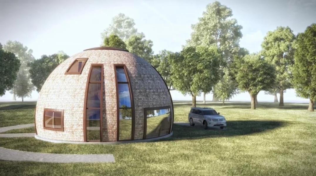 Производство быстровозводимых купольных домов