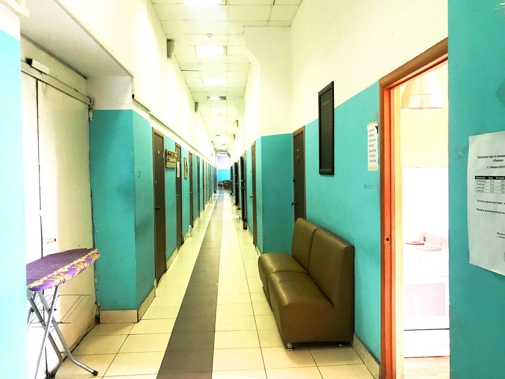 Общежитие - прибыль 300.000 руб, 5 лет на рынке