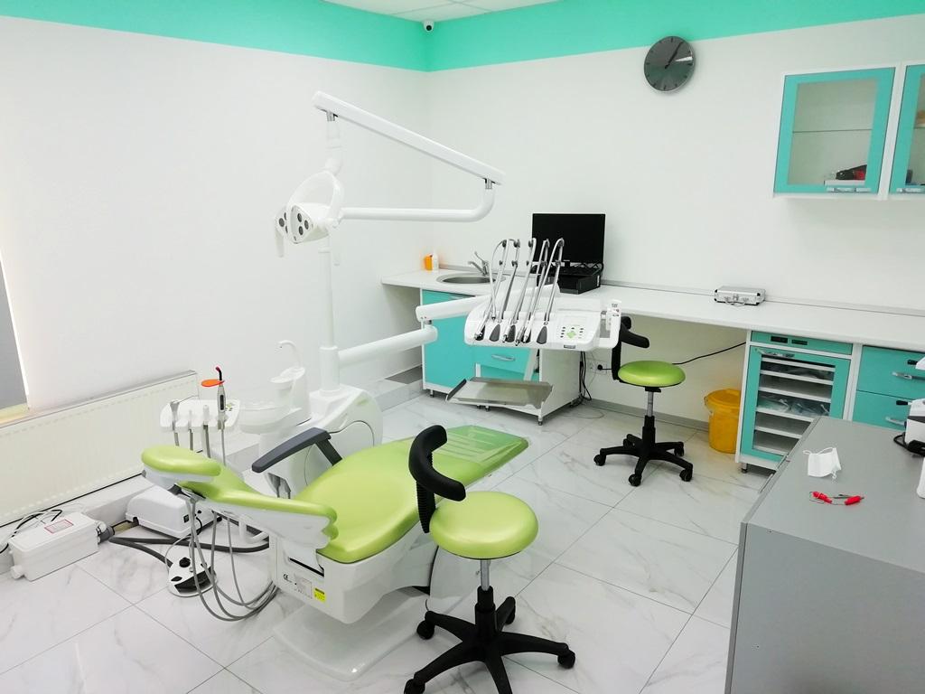 Стоматология. 3 кабинета и рентген. Есть лицензии