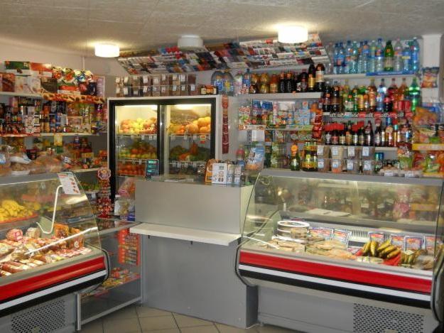 Продуктовый магазин в 20 км от МКАД