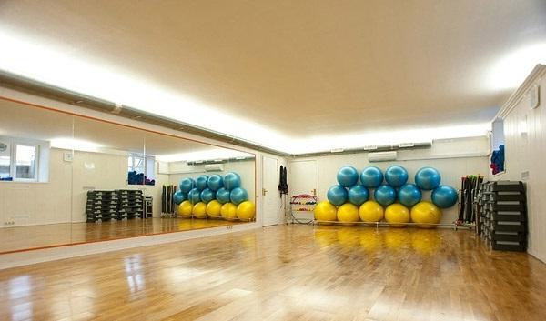 Фитнес-клуб в бизнес центре