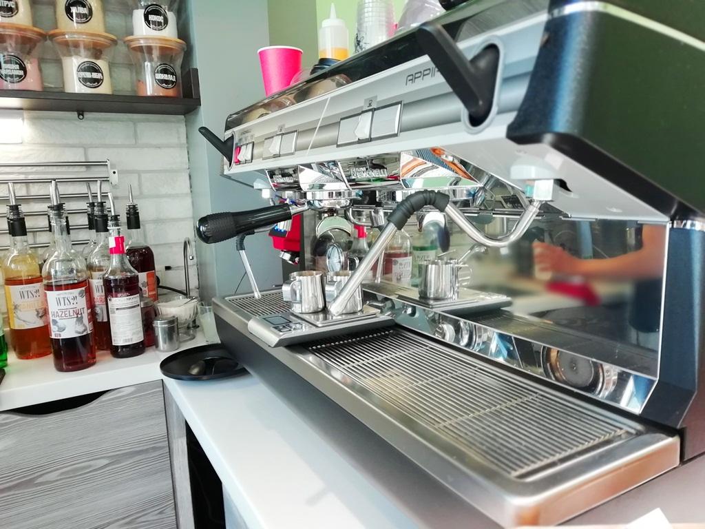 Кофейня. Выручка 24 000 рублей в день