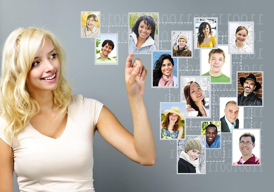 Социальная сеть для творческих личностей