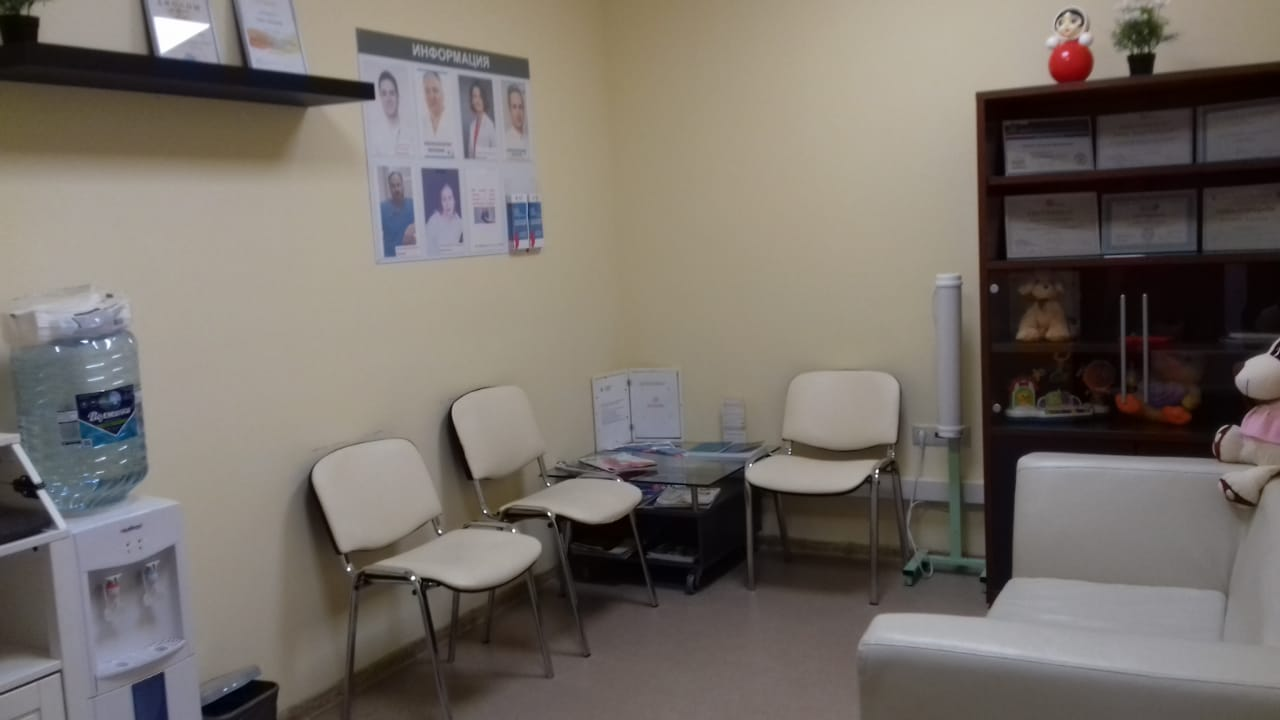 Клиника неврологии. Остеопатии.Мануальной терапии.