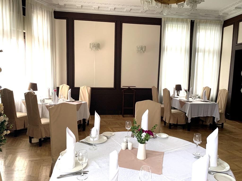 Известный ресторан в самом центре Москвы.