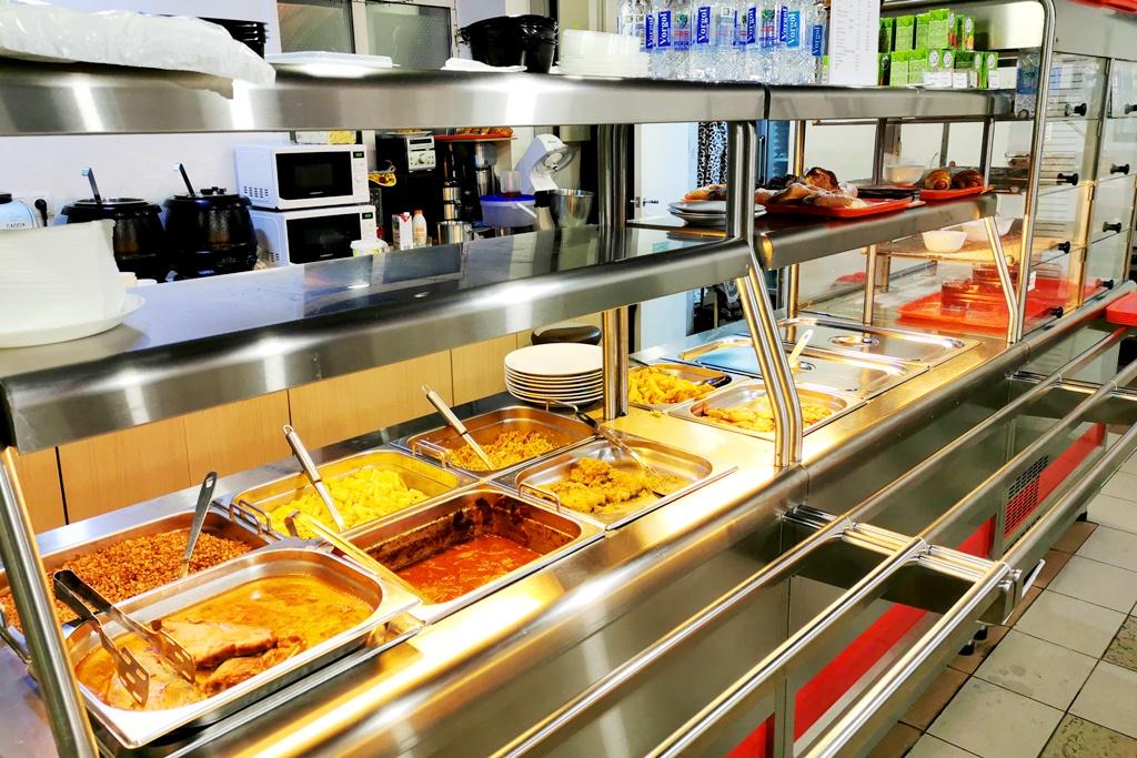 Столовая – прибыль 150 000 руб/мес
