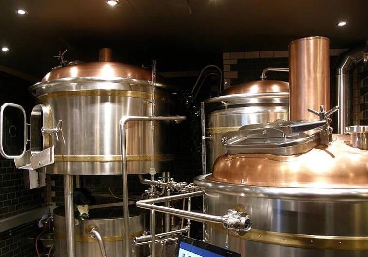 Пивоварня для вашего бизнеса