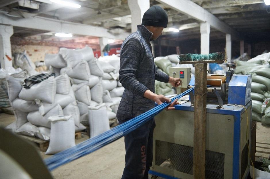 Завод по производству полимерного сырья  с высокой прибылью
