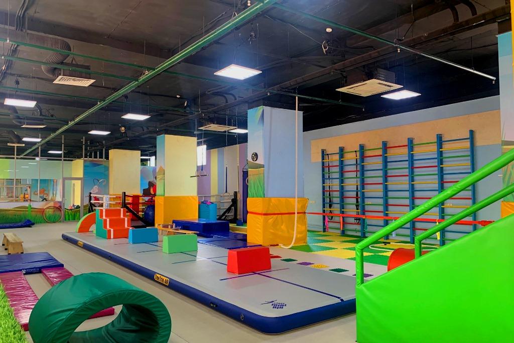 Детский спортивный клуб. Прибыль 500.000 рублей