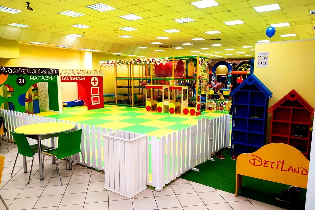 Детский центр в ТЦ. Прибыль 170.000 руб/мес