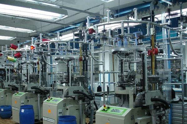 Производство чулочно-носочных изделий в Новогиреево