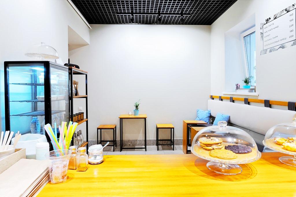 Кофейня: низкая аренда, оборудование на 700 000