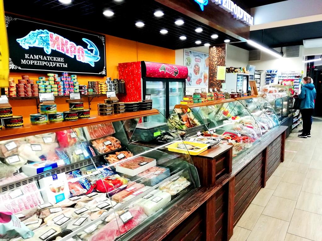 Продуктовый магазин у метро. Прибыль 500.000 руб.
