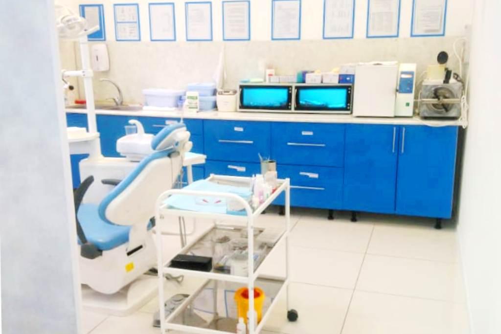 Стоматология с оборудованием на 1 000 000 руб