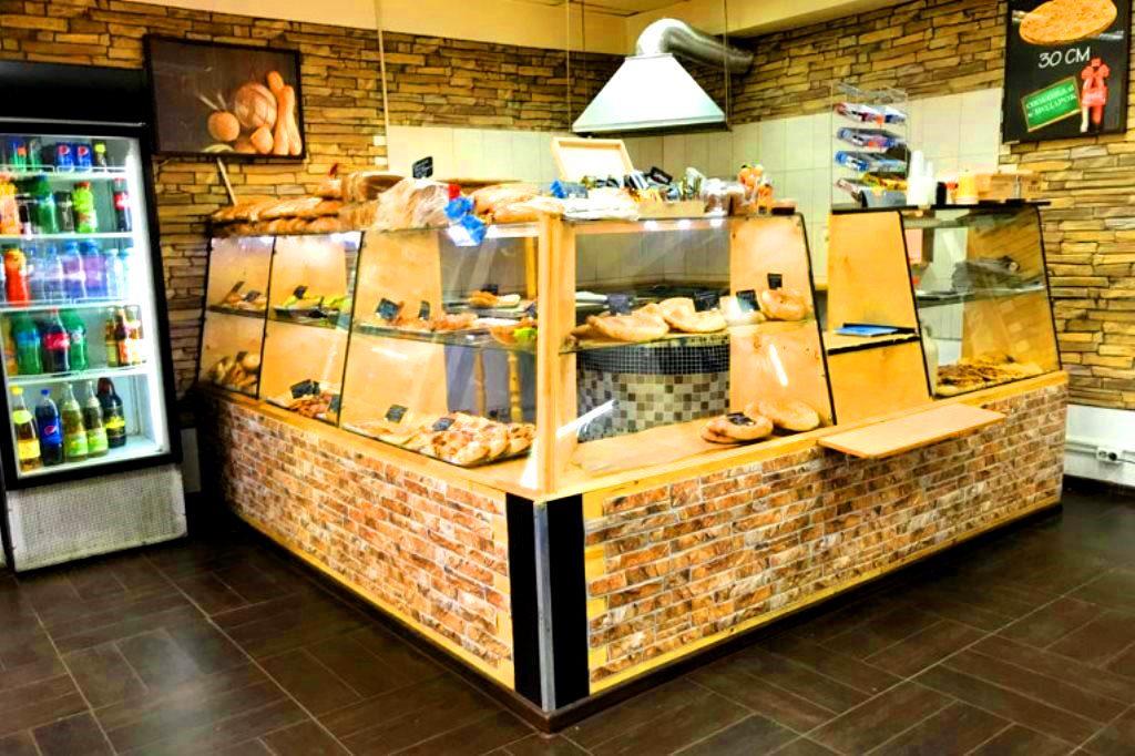 Пекарня полного цикла. Выручка 900.000 руб/мес