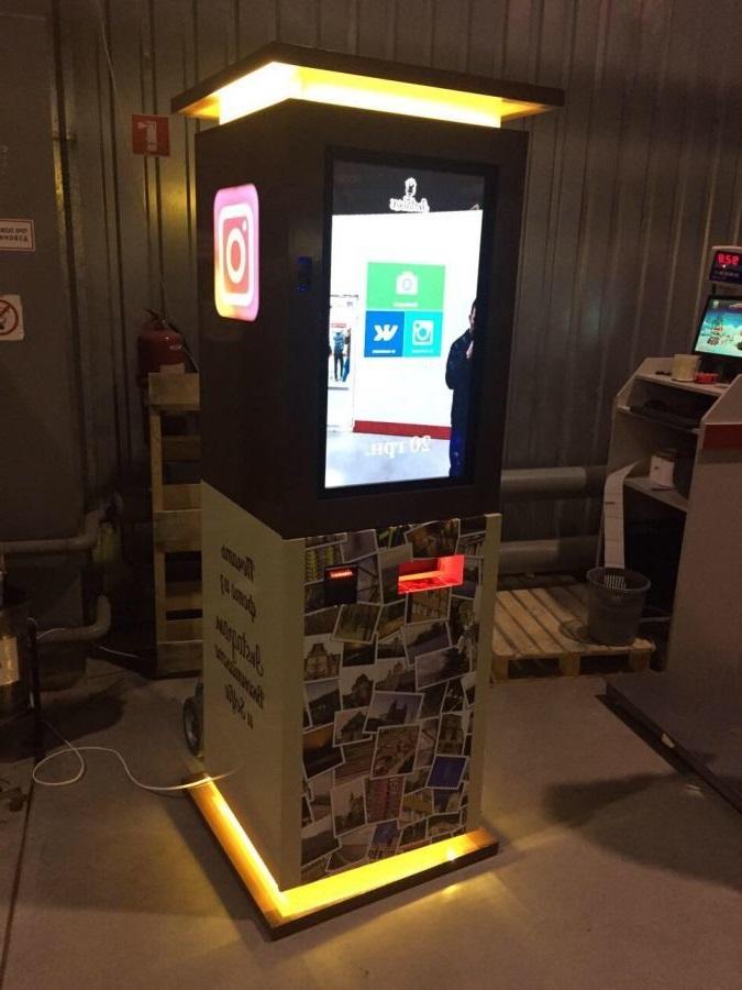 Вендинговые автоматы по печати фото