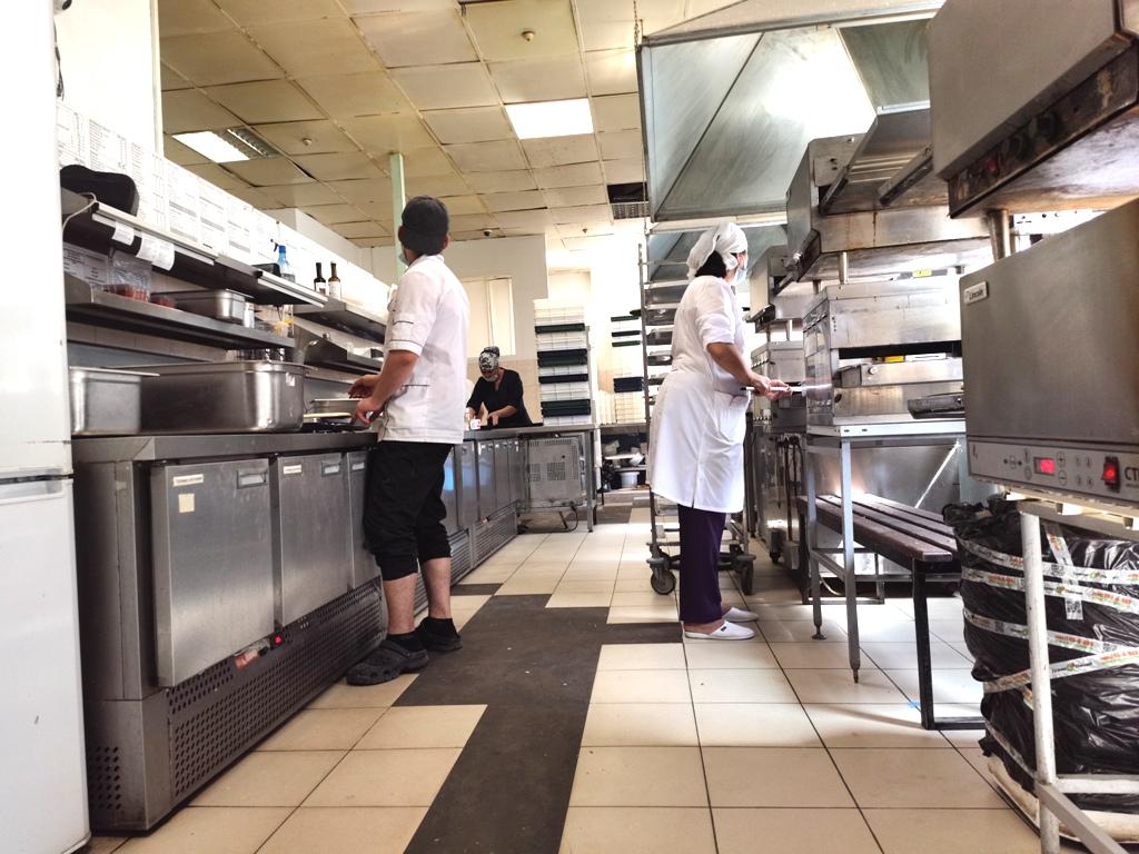 Производство и доставка пиццы. Выручка 3.500.000 рублей