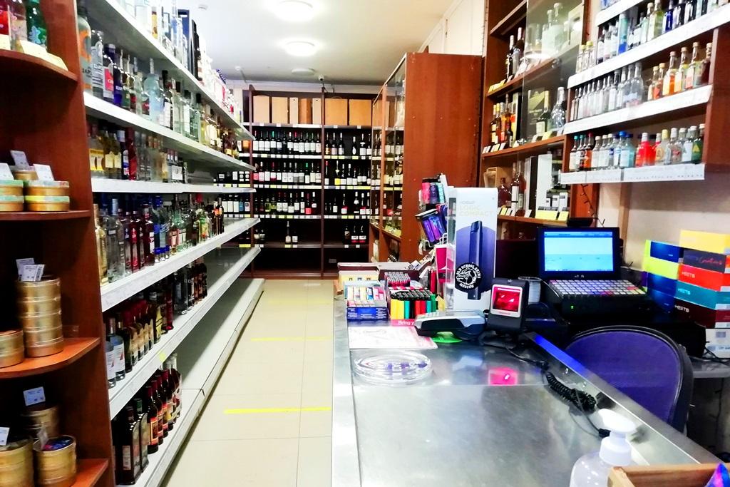 Алкогольный магазин. Низкая аренда 150.000 рублей