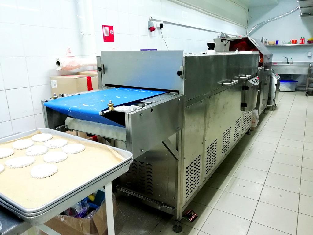 Пищевое производство. Оборудование на 3.000.000 р.