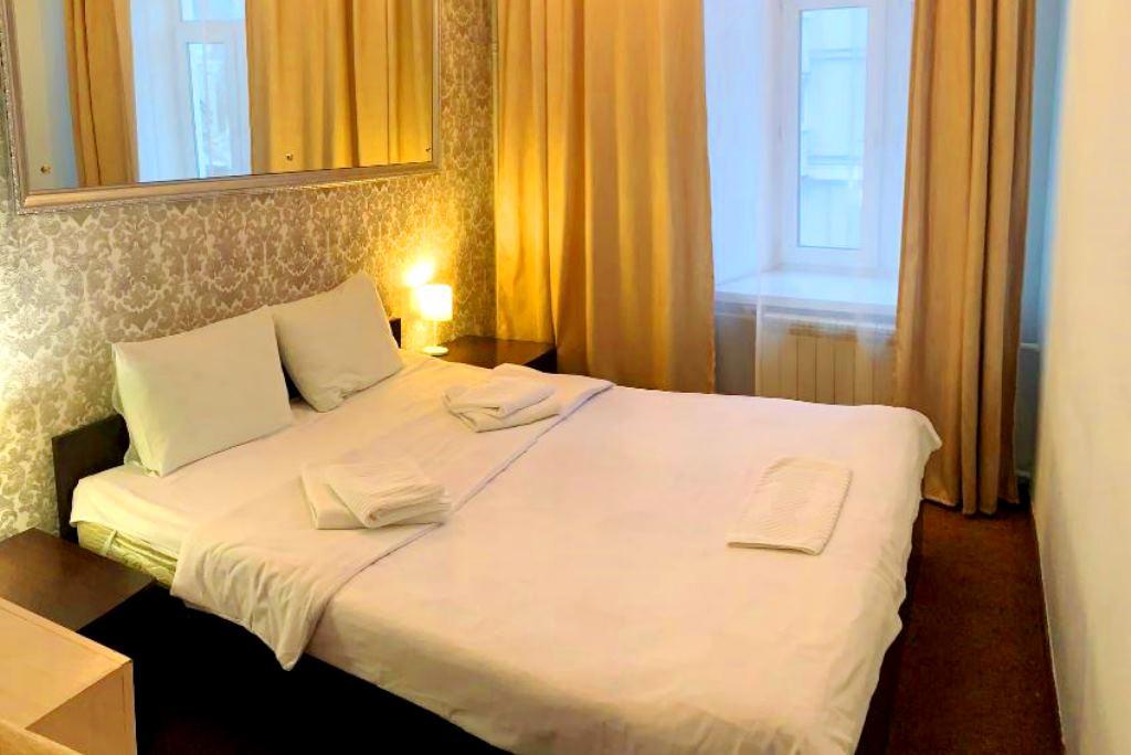 Отель на Садовом кольце. Прибыль 200.000 рублей