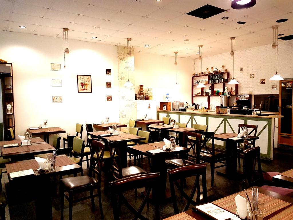 Кафе в Бизнес центре с прибылью 120 000р.