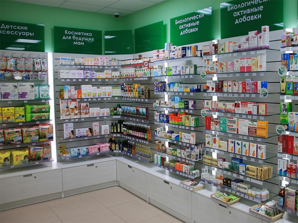 Аптека. Прибыль 300.000 Работает 10 лет.