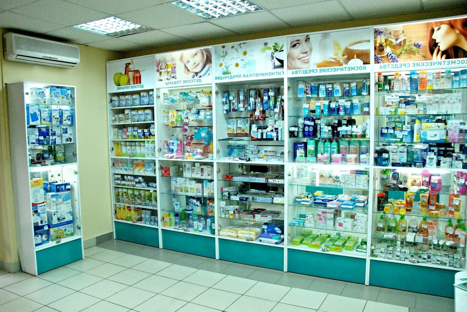 Две прибыльные аптеки на Нижегородской