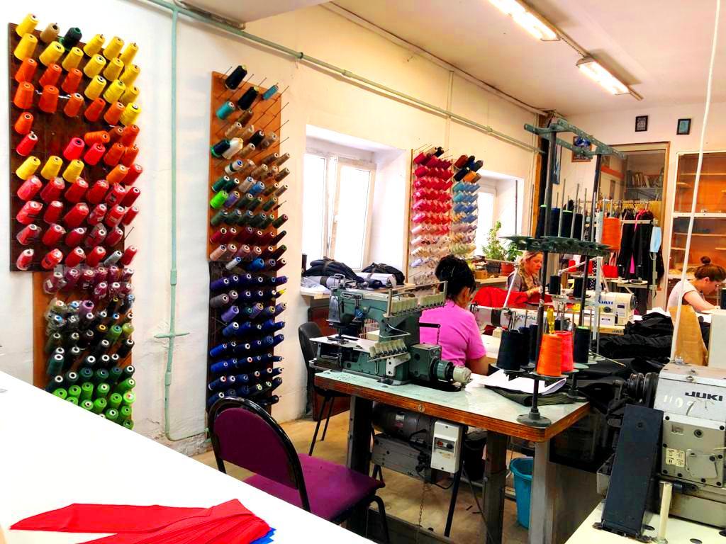 Прибыльное швейное производство!