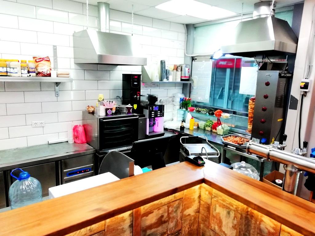 Шаурма пекарня. Прибыль 150 000 рублей