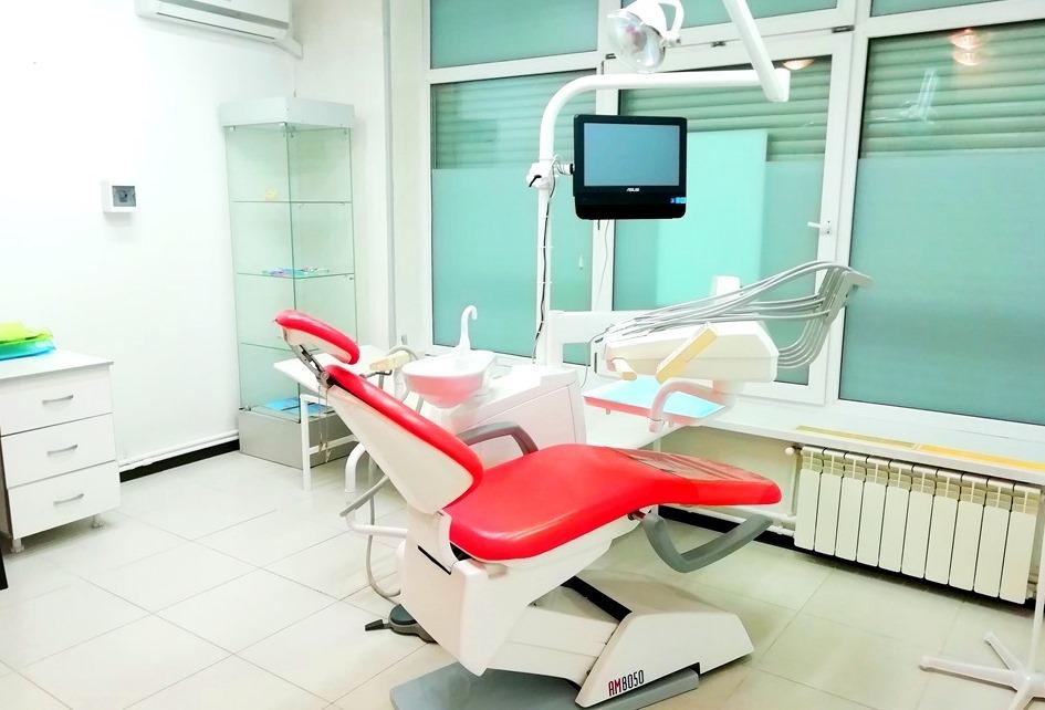 Стоматология. Рентген и 4 рабочих кабинета