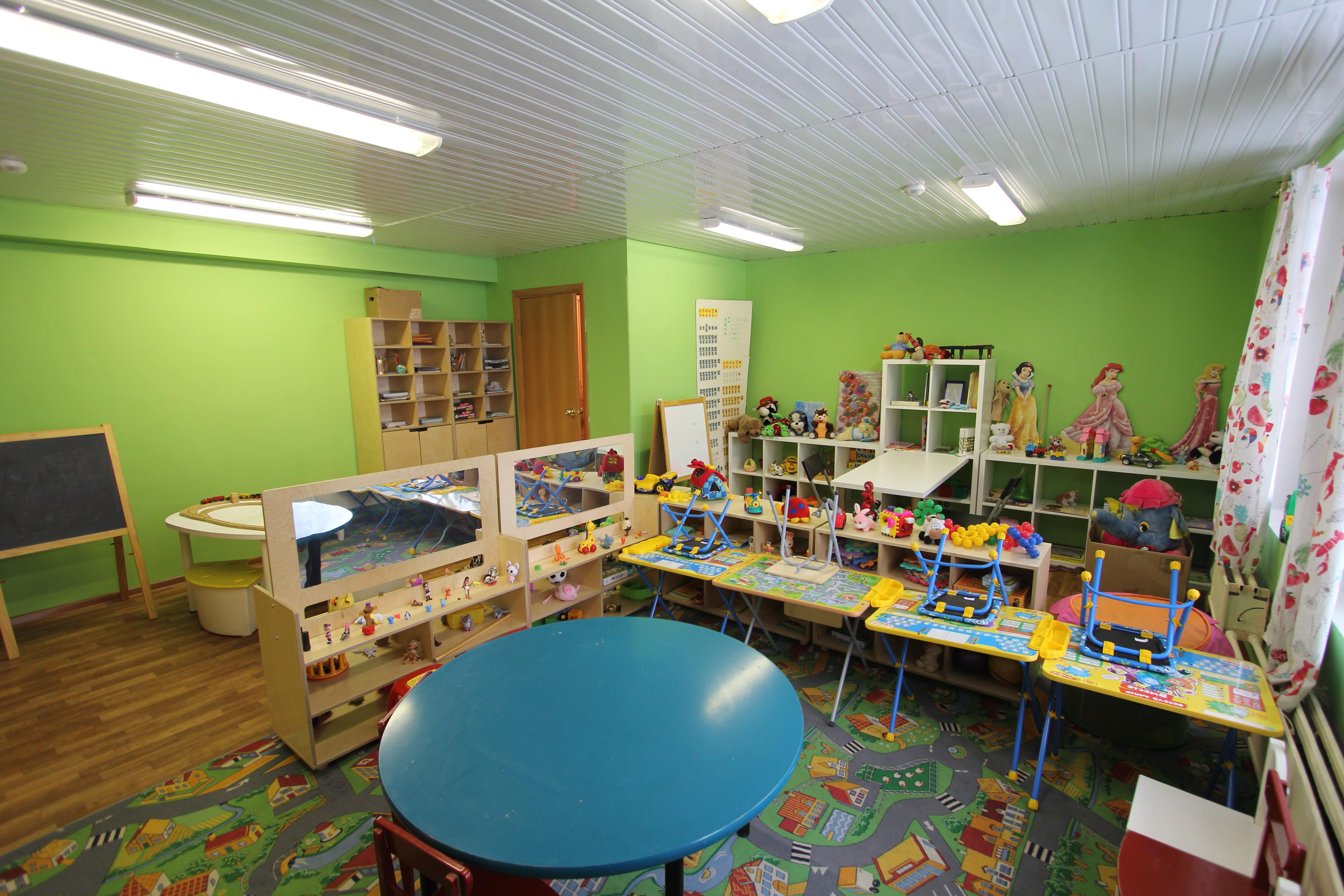 Детский сад в хорошие руки
