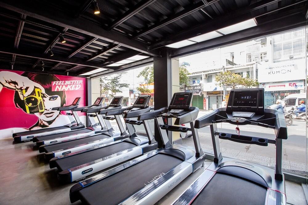 Крутой фитнес клуб без аренды