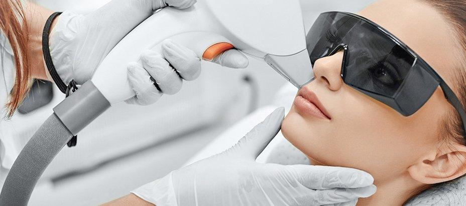 Современная студия лазерной эпиляции и косметологии