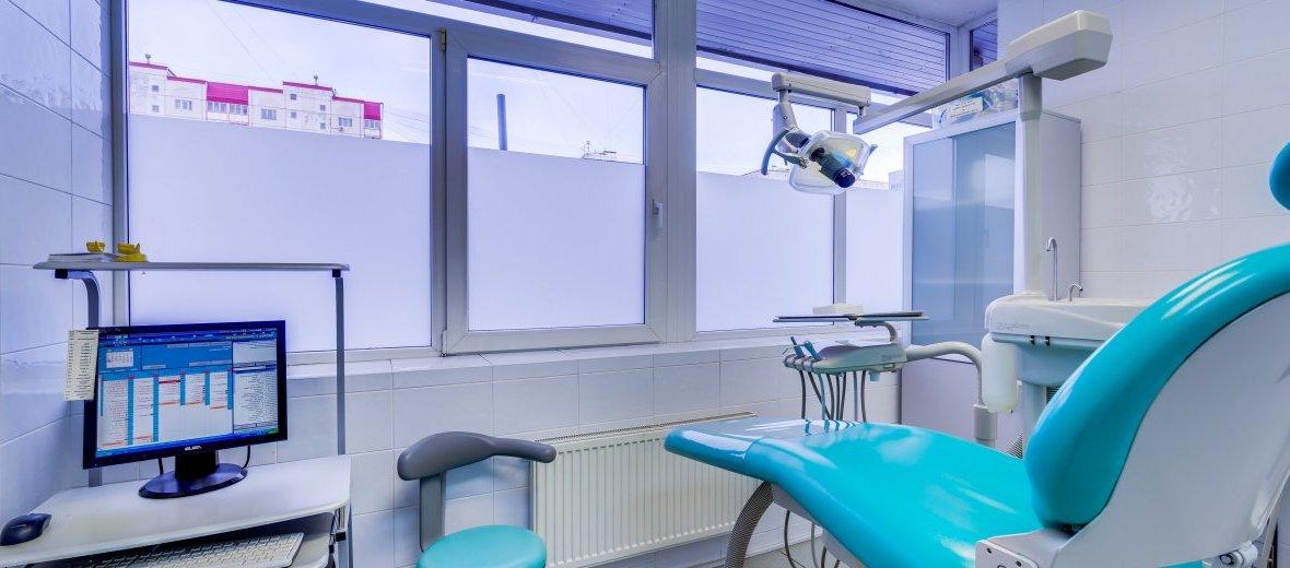 Клиника стоматологии на три рабочих места