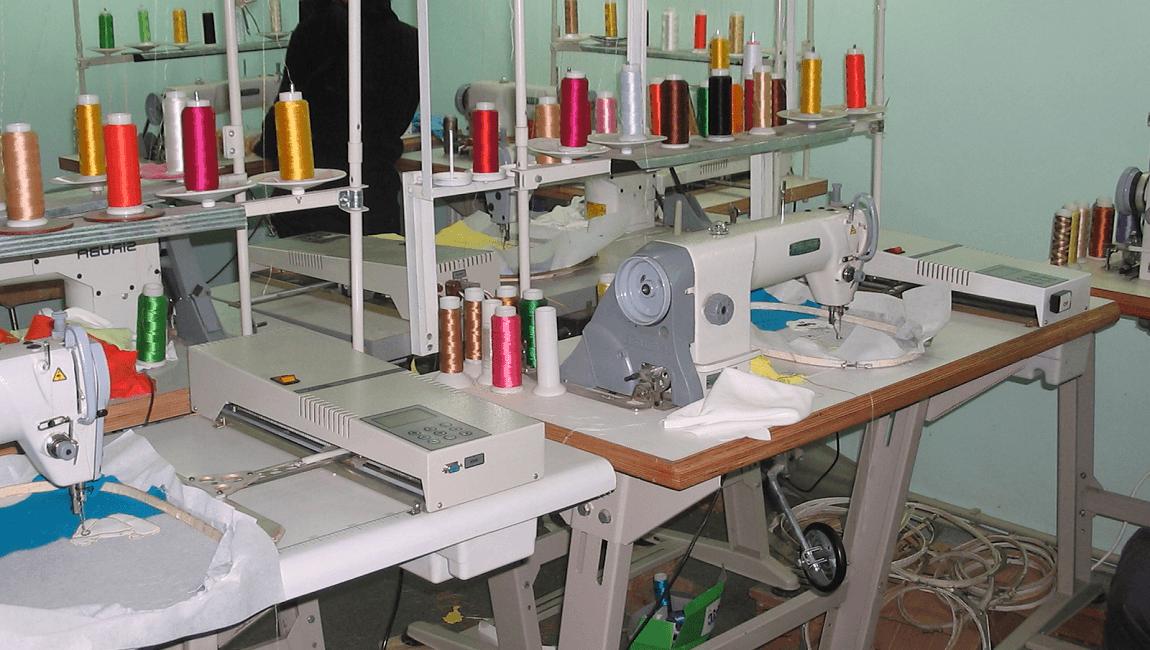 Продажа швейного производства