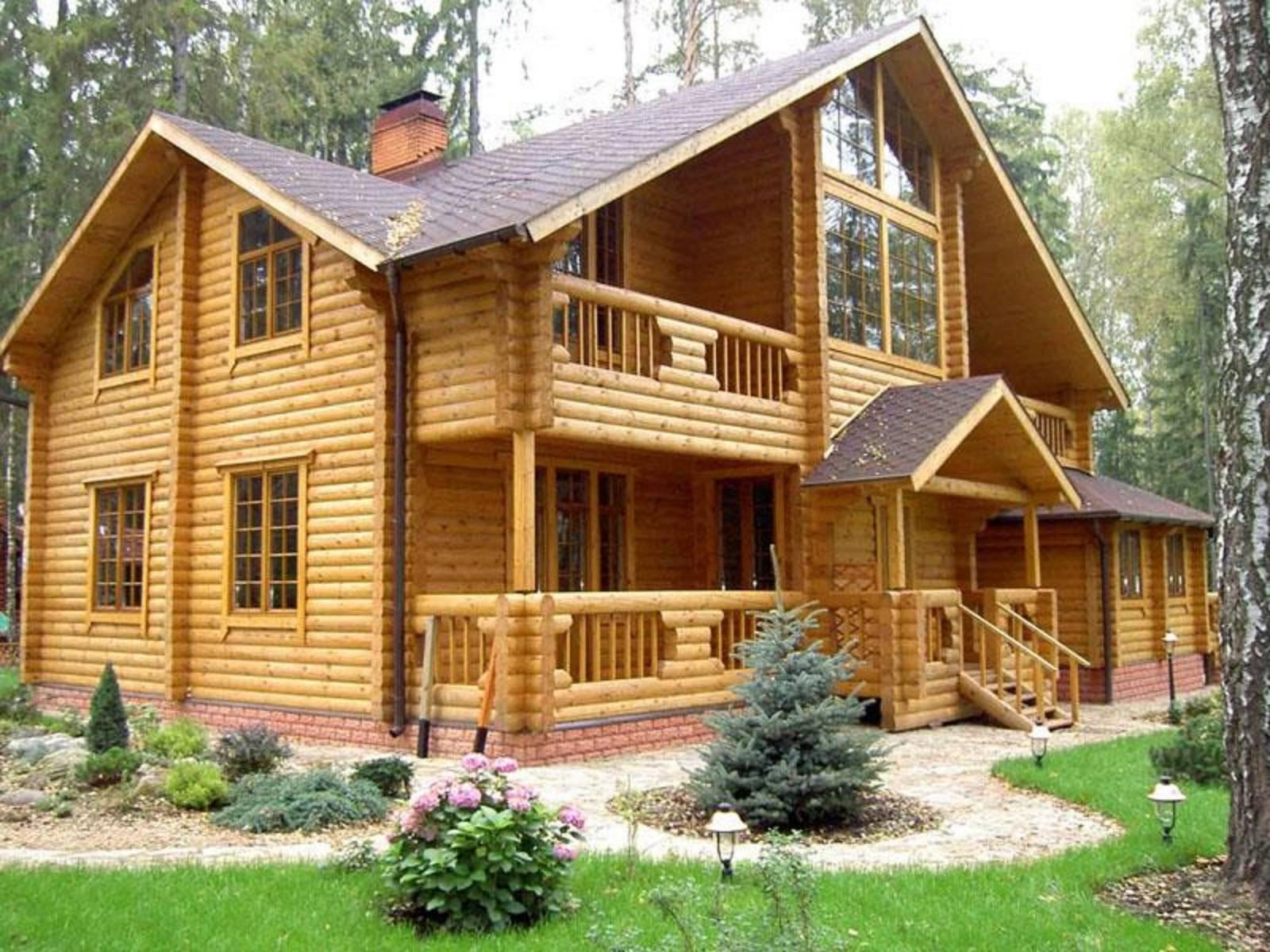 Бизнес по строительству деревянных домов