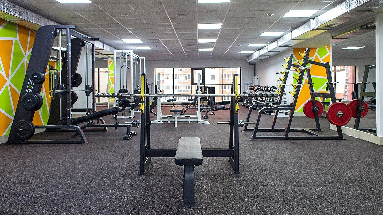 Бизнес фитнес клуб